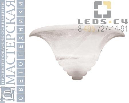 05-0833-14-55 Leds C4 настенный светильник Alabaster