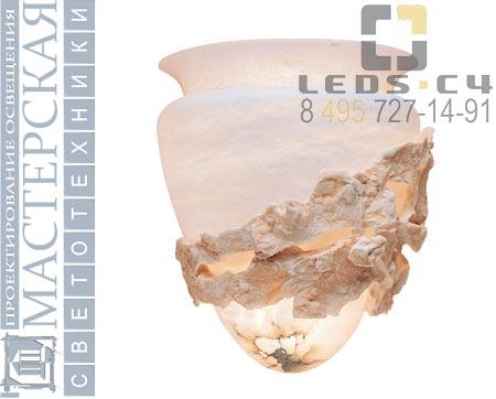 05-1664-M9-55 Leds C4 настенный светильник Alabaster