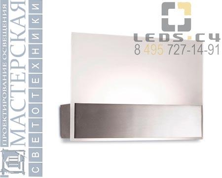 05-2366-81-B9 Leds C4 настенный светильник FLAT Grok