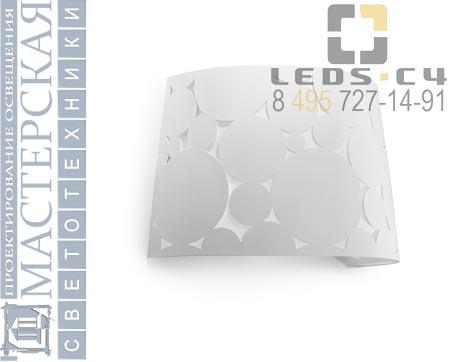 05-4343-14-14 Leds C4 настенный светильник TRAMA La creu