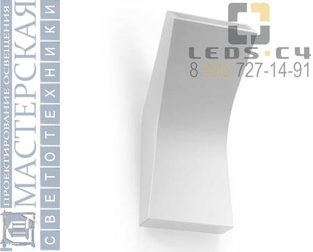 05-4394-AH-M1 Leds C4 настенный светильник Bend Grok