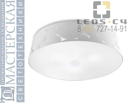 15-4426-14-14 Leds C4 потолочный светильник Trama La creu