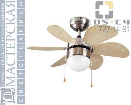 30-4404-81-F9 Leds C4 вентилятор BORACAY Ceiling fans