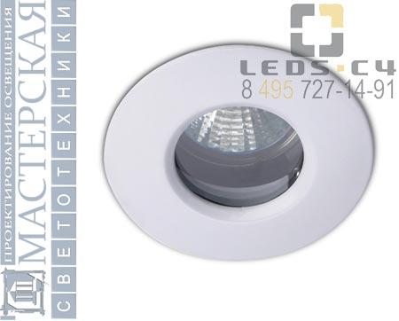 320-BL Leds C4 встраиваемый светильник SPLIT La creu