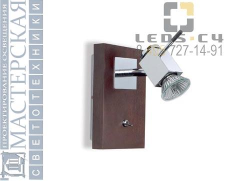 410-CR Leds C4 настенный светильник WOOD La creu