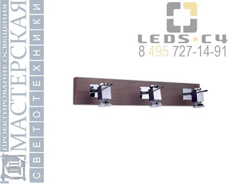412-CR Leds C4 настенный светильник WOOD La creu