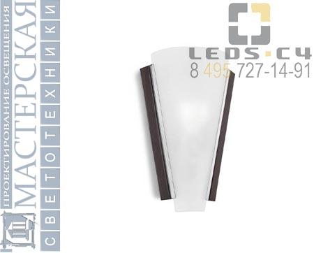 482-CR Leds C4 настенный светильник LUGO La creu