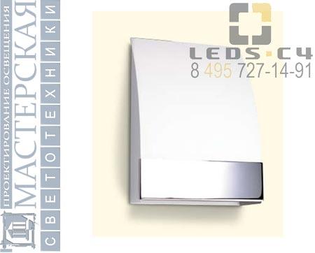 506-CR Leds C4 настенный светильник NIZA La creu